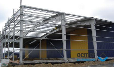 Hala produkcyjna - lubuskie - ORSA