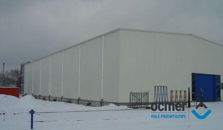 Production hall - mazowieckie -AGC Warszawa S.A. (Glaverbel Wiglav S.A.)