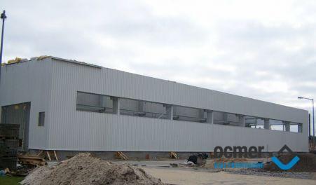 Production hall - mazowieckie - AGC Warszawa S.A. (Glaverbel Wiglav S.A.)