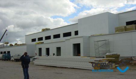 Hala produkcyjna - mazowieckie - LG ELECTRONICS