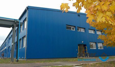 Production hall - mazowieckie - POLLENA