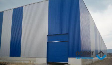 Hala produkcyjna - podkarpackie - WPS