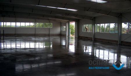 Hala produkcyjna - podlaskie - MIRAGE BOATS