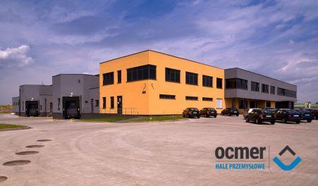 Production hall - śląskie - BAHPOL Sp. j.