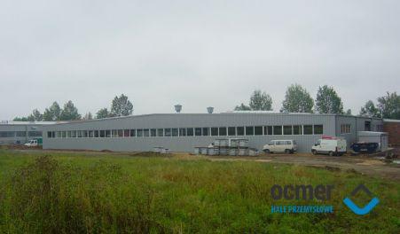 Production hall - śląskie - CONCRET Sp. j.