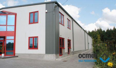 Production hall - świętokrzyskie - ZEMAX
