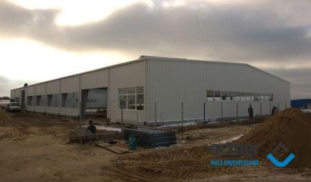 Production hall - warmińsko-mazurskie - BUDOMEX PUZA