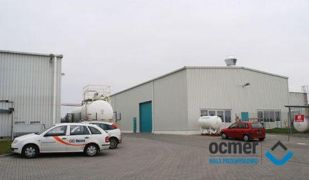 Production hall - wielkopolskie - DUSAR INDUSTRIE