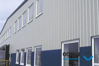 Production hall - wielkopolskie - TFP