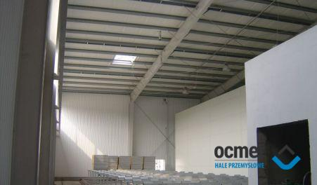 Production hall and warehouse - pomorskie - KAMAL Sp. z o.o.