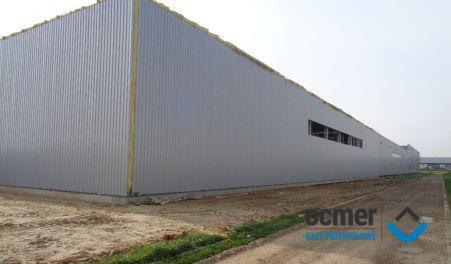 производственно-складское здание -  Польша - AQUILA RADOMSKO Sp. z o.o