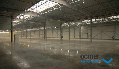 Production hall and warehouse - łódzkie - AQUILA Radomsko Sp. z o.o.