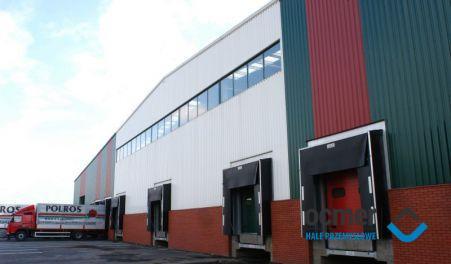 Production hall and warehouse - łódzkie - POLROS