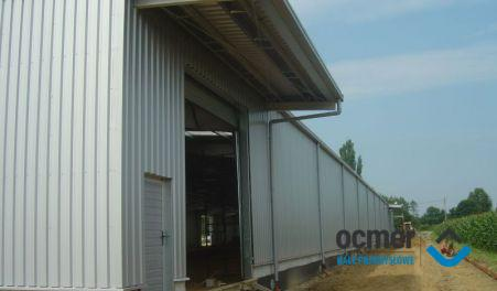 Production hall and warehouse - opolskie - PPHU MEBLE SZINDZIELORZ