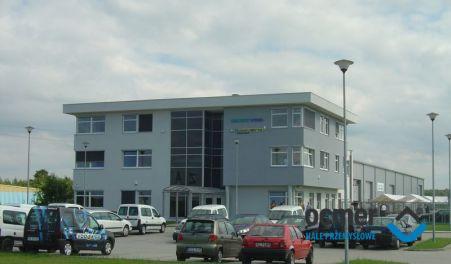 hala magazynowo-produkcyjna, śląskie, Drabpol