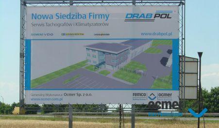Production hall and warehouse - śląskie - DRABPOL Sp. j.