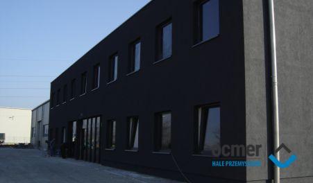 Production hall and warehouse - śląskie - MARQTECH Sp. z o.o.