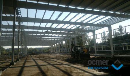 Production hall and warehouse - śląskie - TECHNOLUX sp. j.
