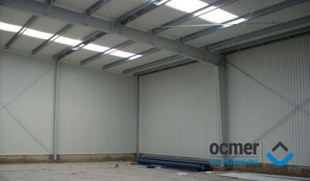 Production hall and warehouse - wielkopolskie - MOBIDEKO Sp. z o.o.