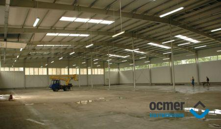Production hall and warehouse - wielkopoplskie - PROMAG-MS Sp. z o.o.