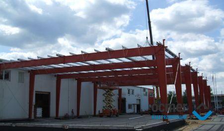 Production hall and warehouse - zachodnio-pomorskie - GP Sp. z o.o.