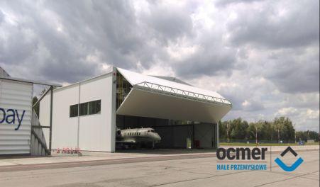 Hangar - Polska - INWESTOR A