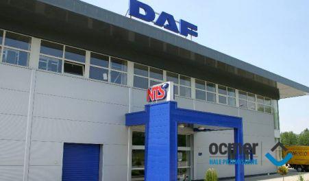 stacja obsługi samochodów, śląskie, HZ Transport